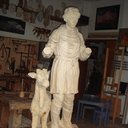 St. Hubert Statue photo album thumbnail 26