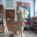 St. Hubert Statue photo album thumbnail 33